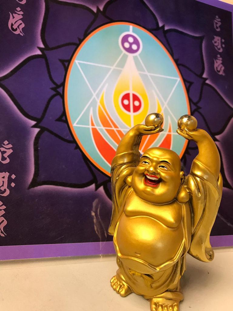 Zdjęcie z galerii treningu QiGong